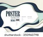 Modern Poster Template Design...