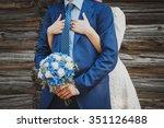 wedding details   Shutterstock . vector #351126488