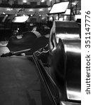 vintage cello on wooden... | Shutterstock . vector #351147776