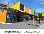 christchurch   dec 04 2015 re... | Shutterstock . vector #351193910