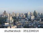 bangkok  thailand   nov 2 2015  ... | Shutterstock . vector #351234014