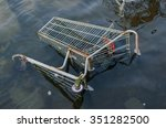 Grocery Store Shopping Cart...