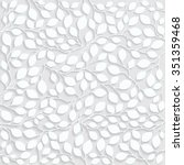 abstract pattern of white... | Shutterstock .eps vector #351359468