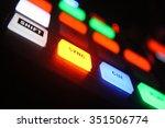 dj equipment | Shutterstock . vector #351506774