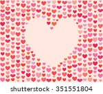 Heart Background For Saint...
