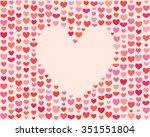 Heart Background For Saint...