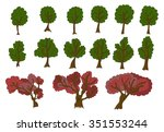 vector set of 2d trees for game ...