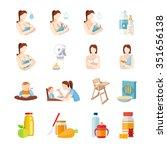 babies breastfeeding positions