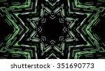 futuristic lights background | Shutterstock . vector #351690773