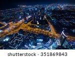 united arab emirates  dubai  07 ... | Shutterstock . vector #351869843