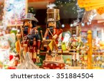 Christmas Nutcracker King At A...