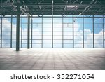 construction  architecture and... | Shutterstock . vector #352271054