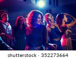 party  holidays  celebration ... | Shutterstock . vector #352273664