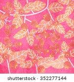 berry. vector background | Shutterstock .eps vector #352277144