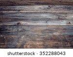 wooden texture | Shutterstock . vector #352288043