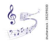 Music Sign Vector