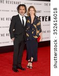 Small photo of LOS ANGELES - DEC 16: Alejandro Gonzalez Inarritu, Maria Eladia Hagerman at the The Revenant Los Angeles Premiere at the TCL Chinese Theater on December 16, 2015 in Los Angeles, CA
