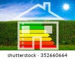 energy efficiency | Shutterstock . vector #352660664