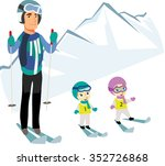 Ski Instructor. Ski School For...