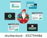 web life of santa claus from...
