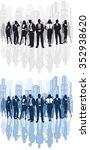 vector illustration of a big... | Shutterstock .eps vector #352938620