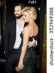 josh kelley and katherine heigl ... | Shutterstock . vector #352969388