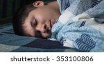 sweet dreams | Shutterstock . vector #353100806