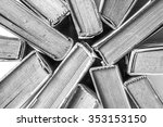 old books pattern for background | Shutterstock . vector #353153150