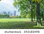stunning landscape of central... | Shutterstock . vector #353183498
