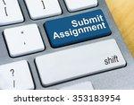 education concept  written word ... | Shutterstock . vector #353183954
