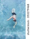 Teenager Swimming Pool Teenage...