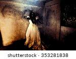 night of the revenge ghost in... | Shutterstock . vector #353281838