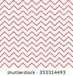 zigzag pattern background with... | Shutterstock .eps vector #353314493