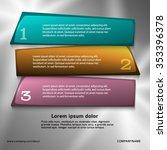 design elements business... | Shutterstock .eps vector #353396378