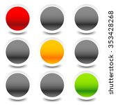 vector traffic lights  lamps ... | Shutterstock .eps vector #353428268