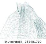 building construction.... | Shutterstock . vector #353481710