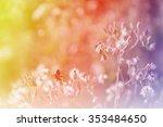 blurry abstract of grass...   Shutterstock . vector #353484650