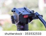 element plastic tripod | Shutterstock . vector #353532533