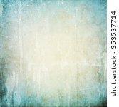 dark vintage retro  background... | Shutterstock . vector #353537714