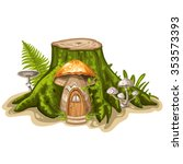 House For Gnome Made From...