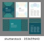 Banners Set Of Templates With...