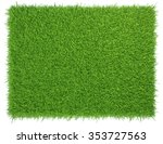 green grass. natural background ... | Shutterstock . vector #353727563