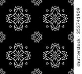 abstract seamless pattern ... | Shutterstock .eps vector #353741909