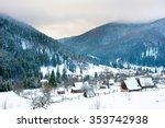Transcarpathians Village In Th...