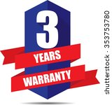 3 Year Warranty Promotional...
