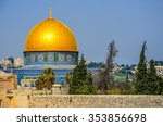 The Golden Mosque  Jerusalem