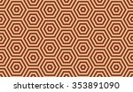 seamless burgundy red and beige ... | Shutterstock . vector #353891090