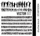 vector business people... | Shutterstock .eps vector #353893304