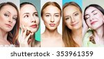 women   Shutterstock . vector #353961359