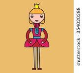 color illustration of a... | Shutterstock .eps vector #354020288